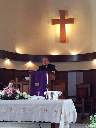 Bishop Munib A. Younan
